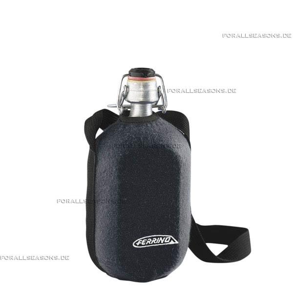Image Feldflasche mit Schultergurt