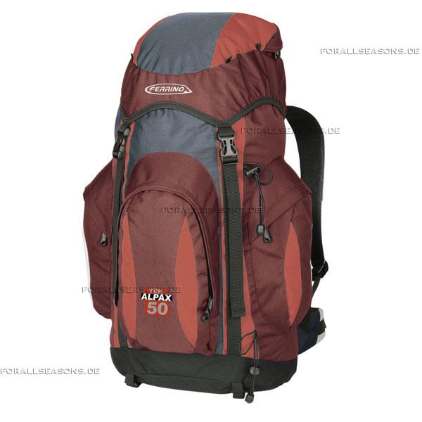 Image Alpax 50 - Trekking und Reiserucksack