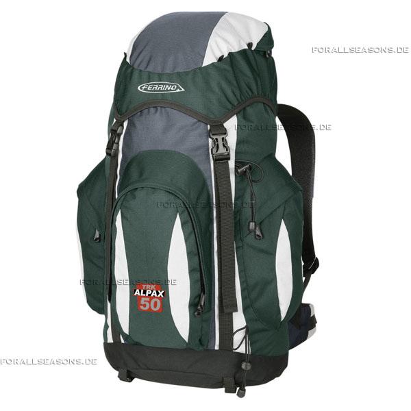 Image Alpax 70 - Trekking und Reiserucksack