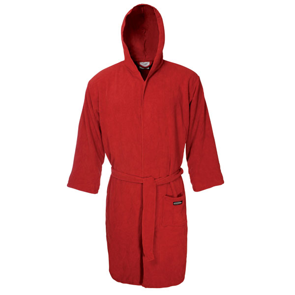Image Sport Robe - Sport Bademantel in rot